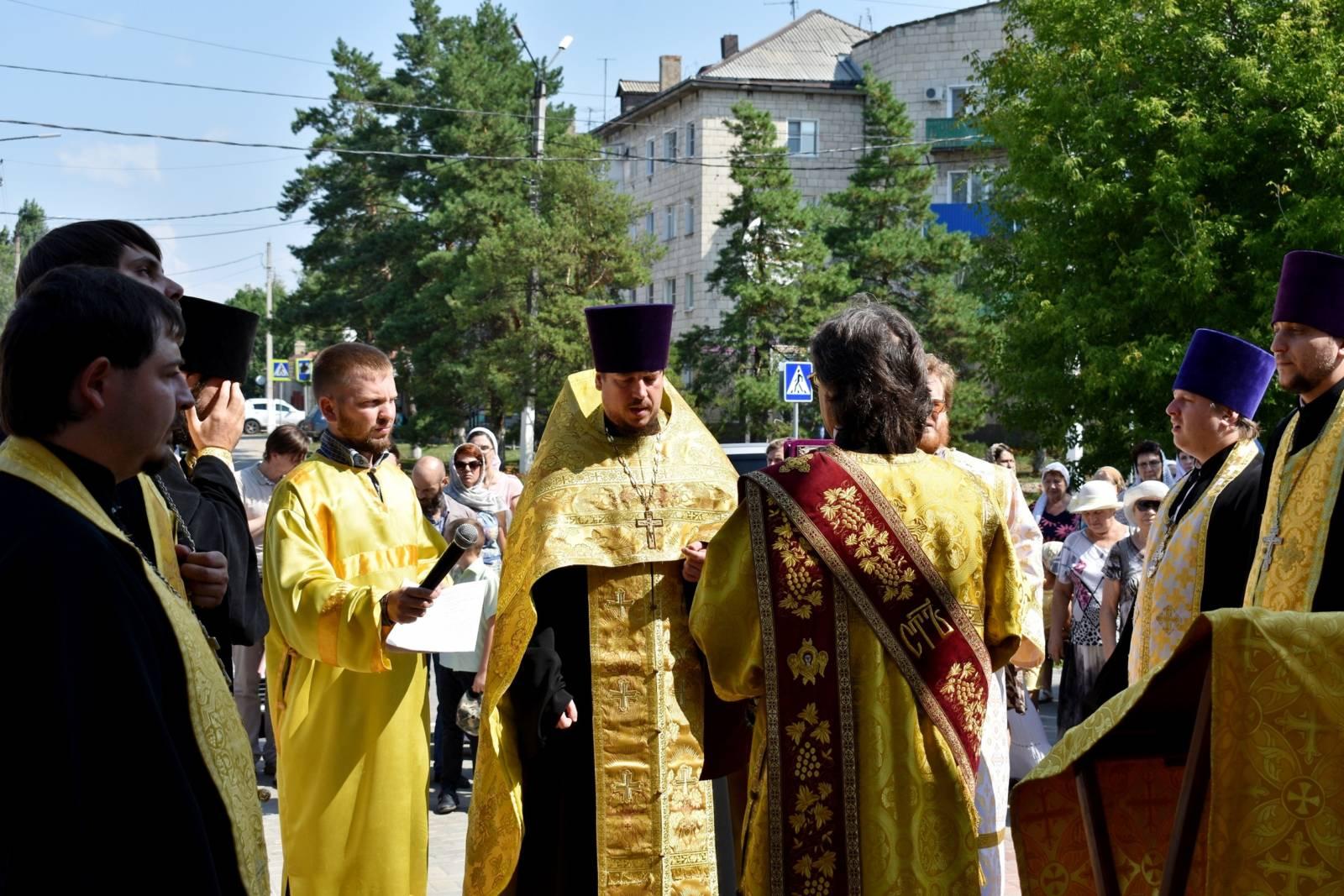 День памяти равноапостольного великого князя Владимира и 1031-летия Крещения Руси.