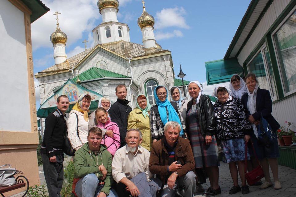 Паломническая поездка на празднование Почаевской иконы Божией Матери.