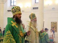 В канун праздника преподобной Арсении игумении Усть-Медведицкой