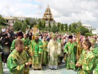 В день памяти преставления прп. Арсении игуменьи Усть-Медведицкой