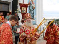 В День памяти Вмч. и целителя Пантелеимона