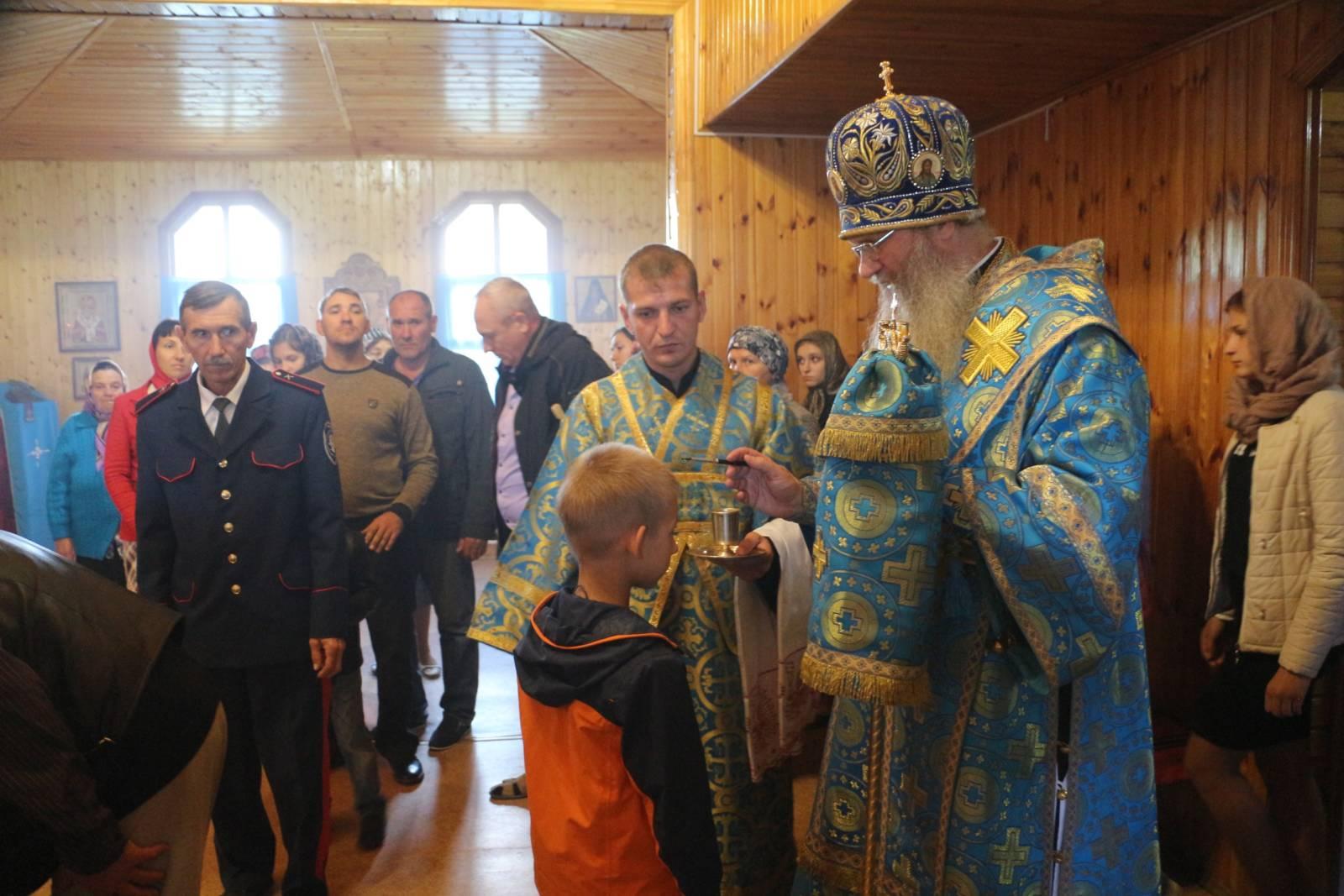 В канун дня памяти прпп. старцев Глинских