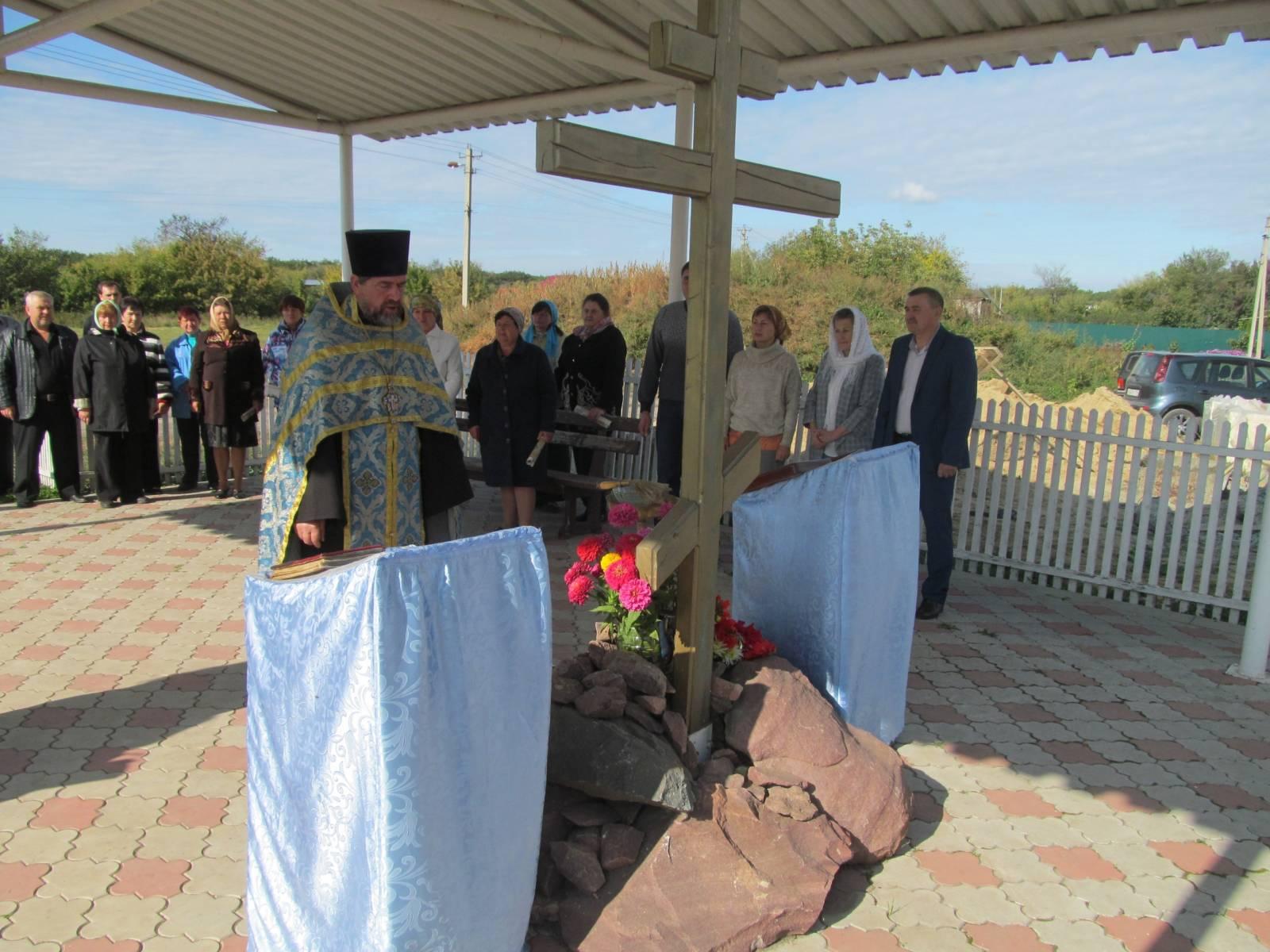 Престольный праздник в Дубовом
