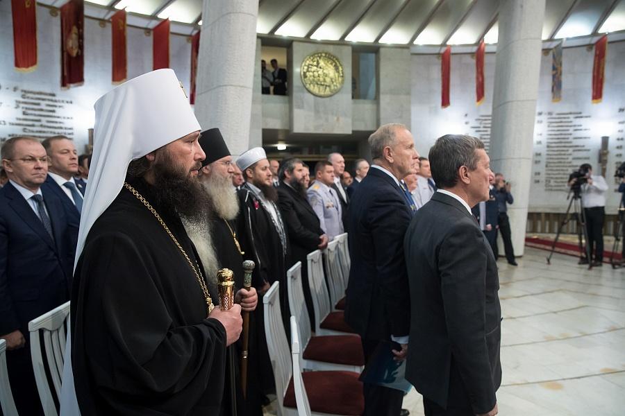 Инаугурация губернатора Волгоградской области