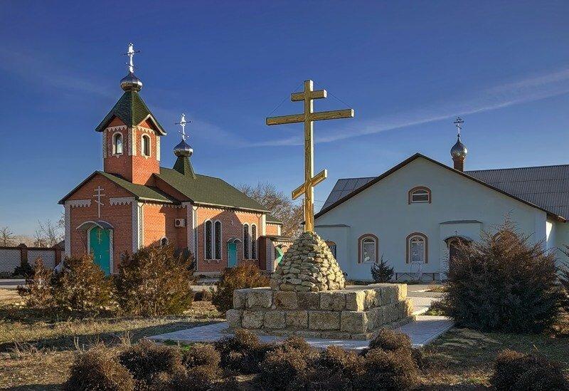 Гусёвский Ахтырский монастырь (видео)