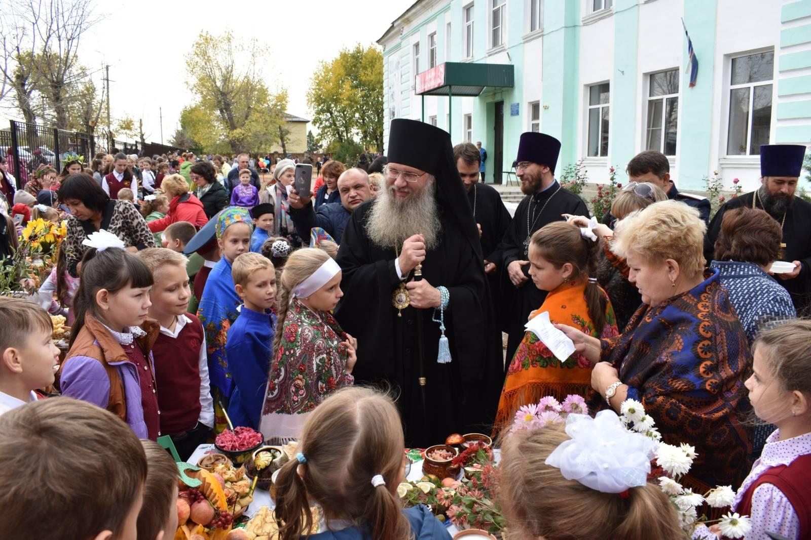 Покровский праздник в школе №6