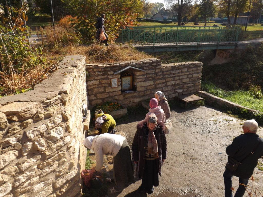 Паломничество новоаннинцев в Задонский монастырь