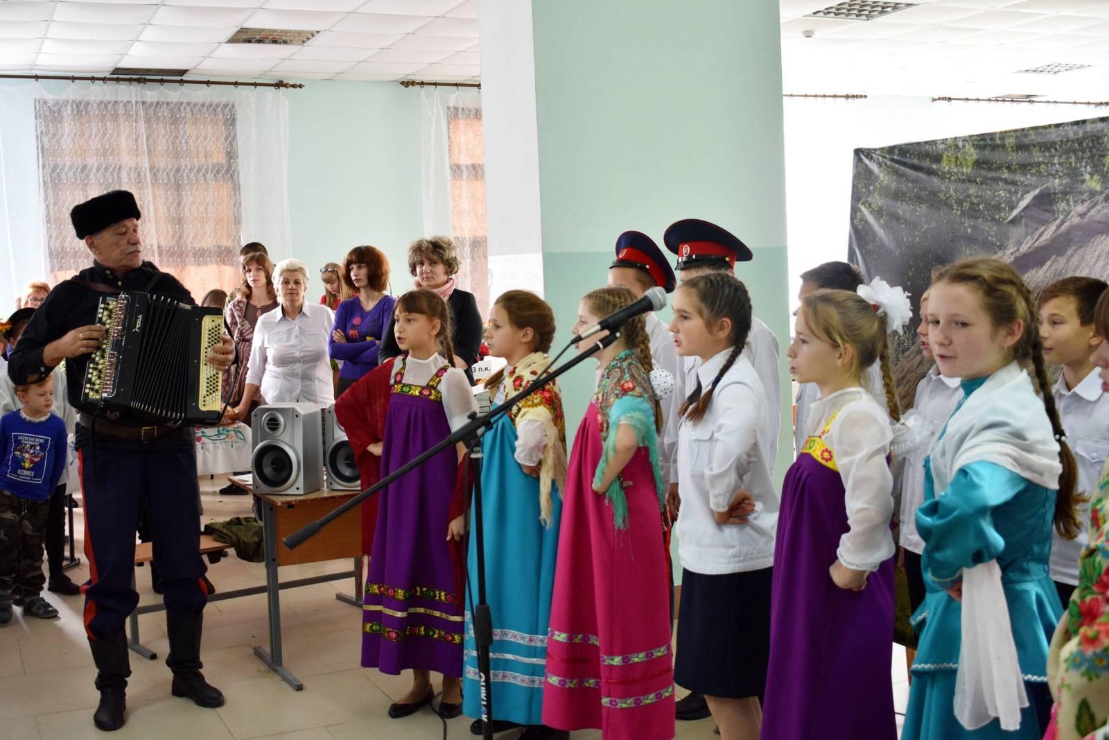 Покровский праздник в кадетской школе