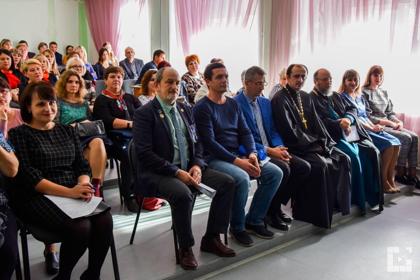 Покровские чтения в Михайловке (видео)