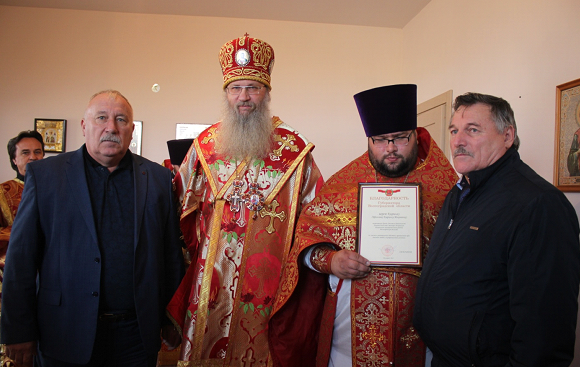 В день памяти ап. Иакова Алфеева