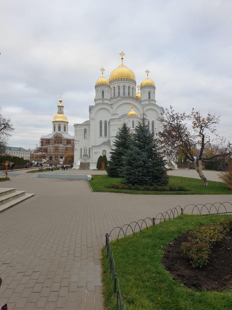 Михайловские верующие посетили Дивеево