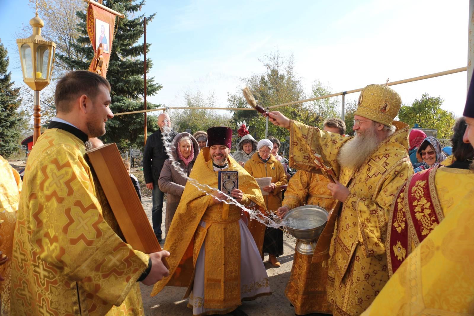 В день памяти свт. Михаила Киевского