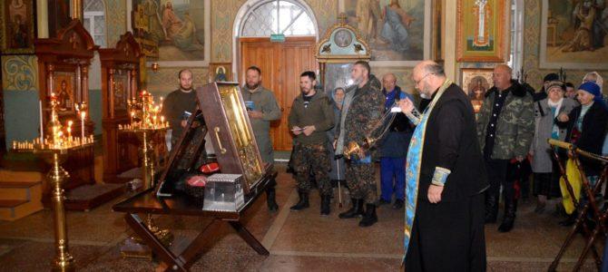 Самарская святыня в Михайловке