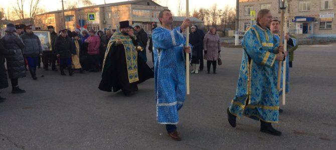 Самарская святыня в ст. Нехаевской