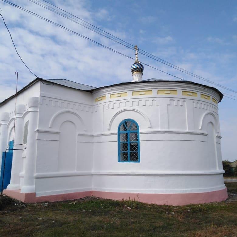 Первая Литургия в Сосновском храме