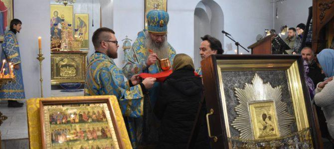 Самарская святыня в Урюпинске (видео)