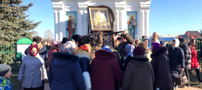 Самарская святыня в Преображенской