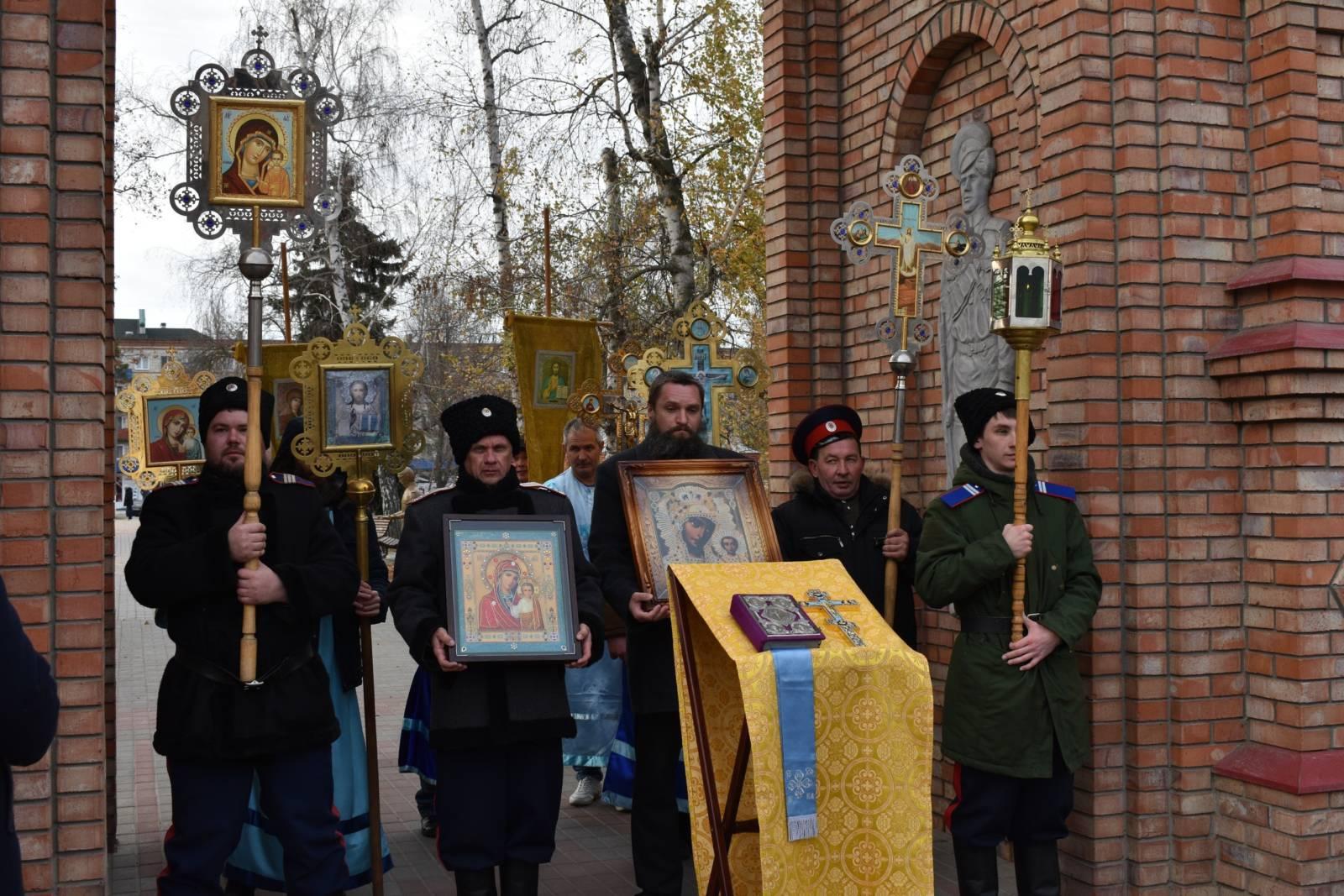 «На Казанскую»: приходские вести