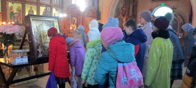 Самарская святыня во Фролово