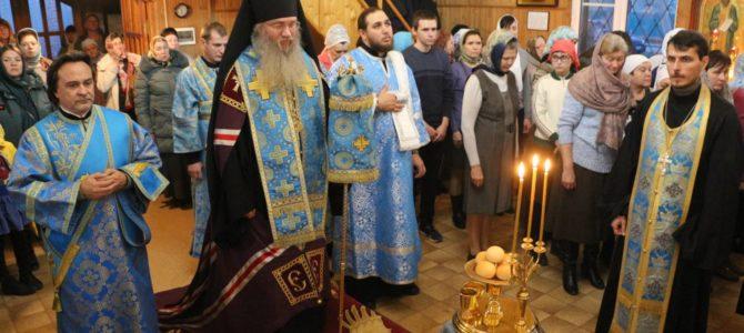 В канун празднования Казанской иконы Божией Матери