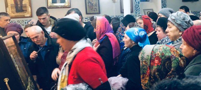 Самарская святыня в Жирновске