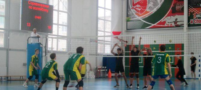 Волейбольный турнир во Фролово