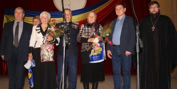 День матери-казачки в Нехаевской
