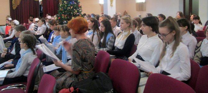 Хоровой собор во Фролово
