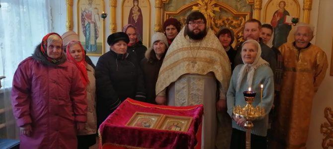 Престольный день отметили в Краснополье