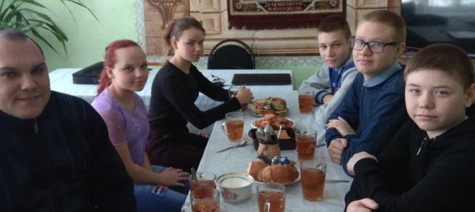 Встреча православной молодёжи