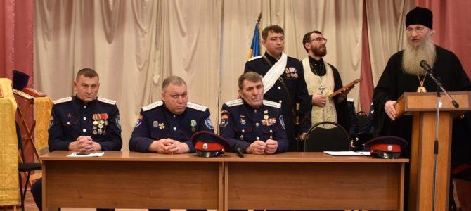 Избран новый атаман станицы Урюпинской