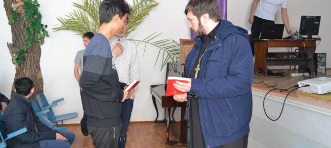 День православной молодёжи в Линёво
