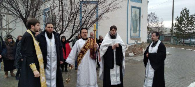 В годовщину кончины священника
