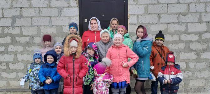 Открытие воскресной школы в ст. Нехаевской