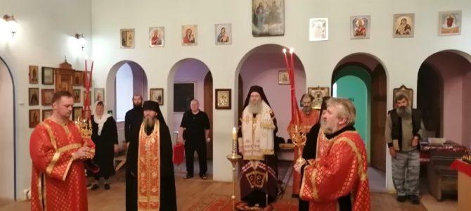 В канун дня памяти вмч. Георгия Победоносца