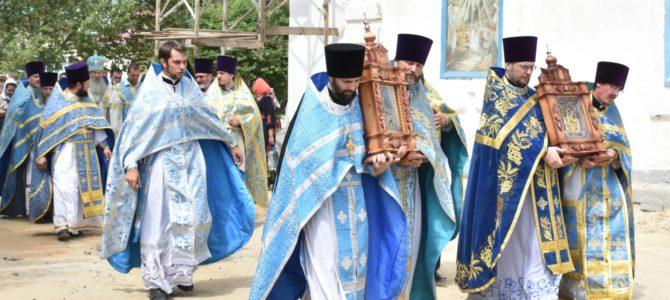 День Урюпинской иконы Божией Матери