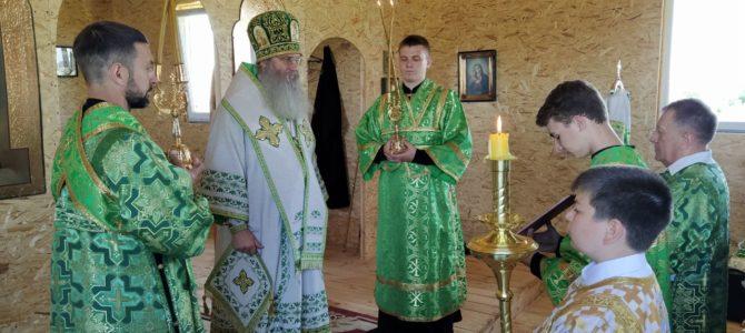 В Отдание праздника Пятидесятницы