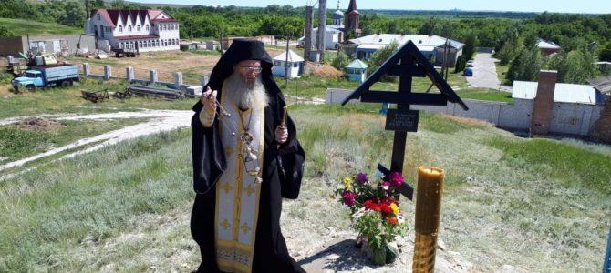 В день памяти прп. Мефодия Пешношского
