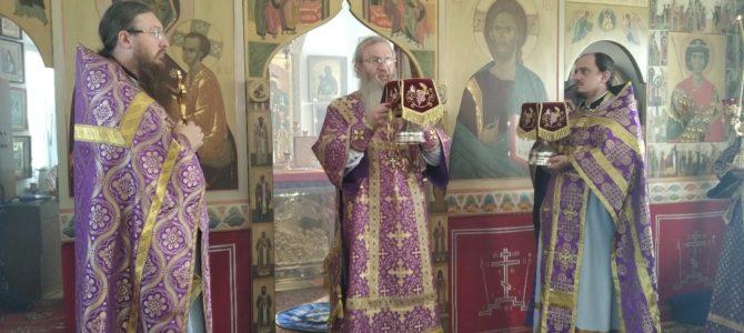 В день прославления сщмч. Николая (Попова)