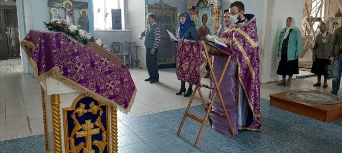 Урюпинцы молитвенно просят Божией помощи