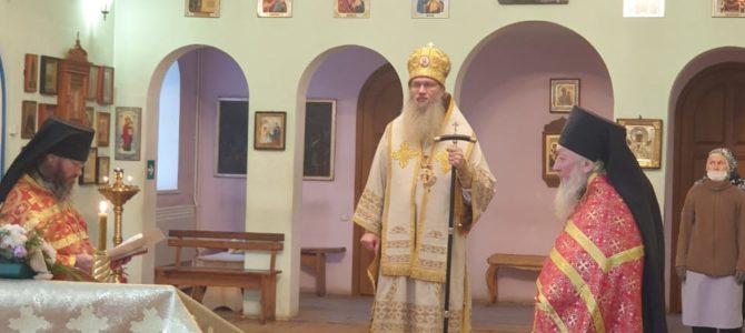 В день памяти свт. Афанасия Ковровского