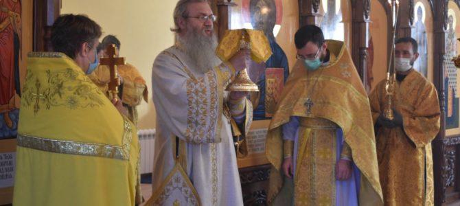 Престольный праздник в храме свт. Алексия Московского