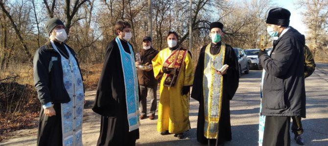 Крестный ход в Урюпинске