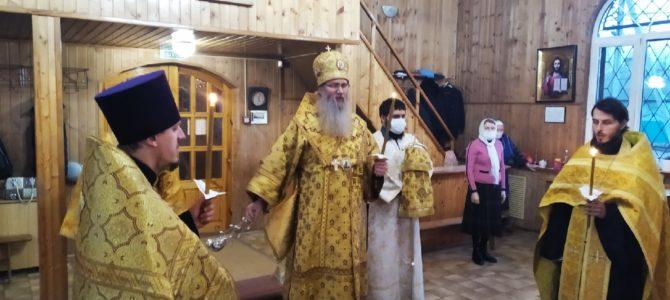 В канун дня памяти свт. Иоанна Златоустого