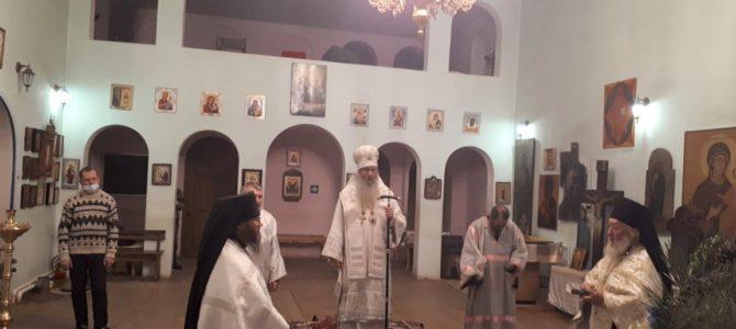 В канун Обрезания Господня