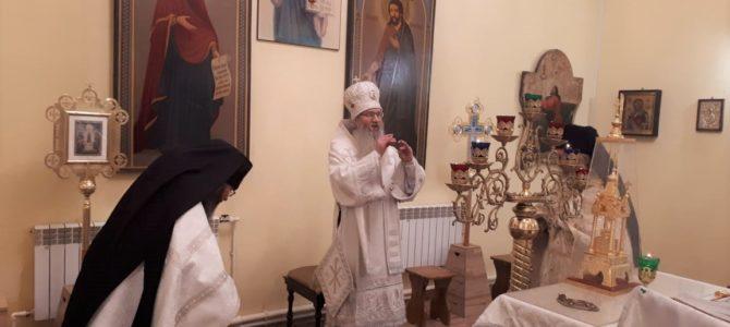 В празднование Обрезания Господня