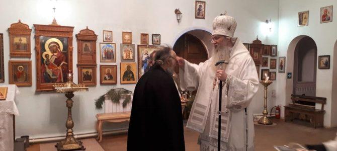 В канун дня памяти прп. Серафима Саровского