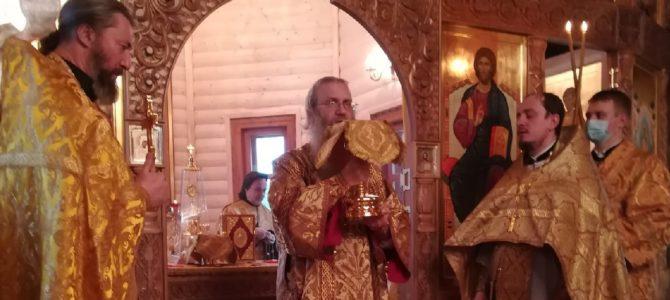 В день памяти свт. Петра Московского