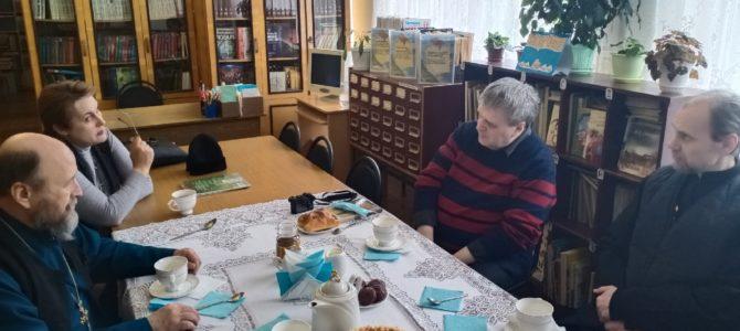 Урюпинскую епархию посетил А.П. Фурсов