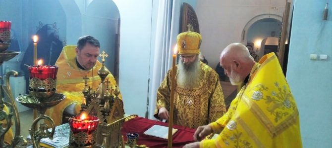 В день памяти прп. Льва Катанского